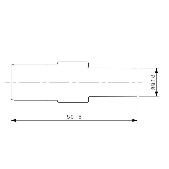 615-319-13A メタカポリHIVPアダプター ワンタッチ