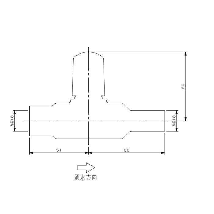 653-052-13 バルソレスストップバルブ 耐熱用