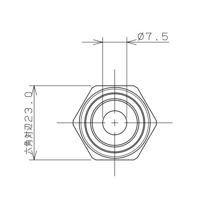 798-11X400 ブレードフレキ 13mm