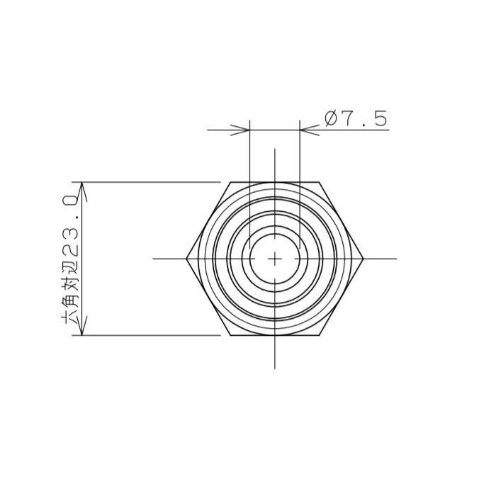 798-15X600 ブレードフレキ 13mm