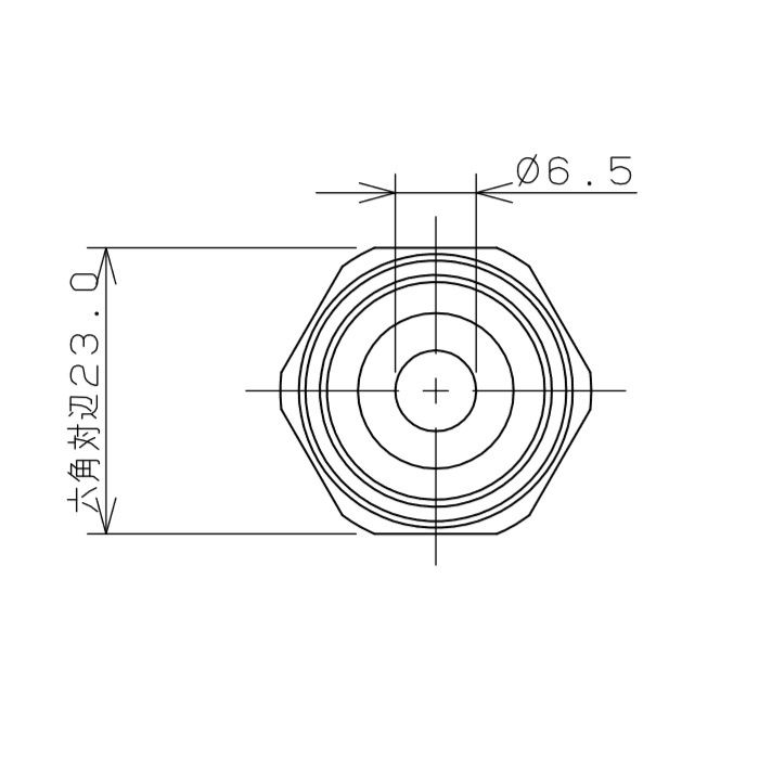 798-31X700 ブレードフレキ 45°L型