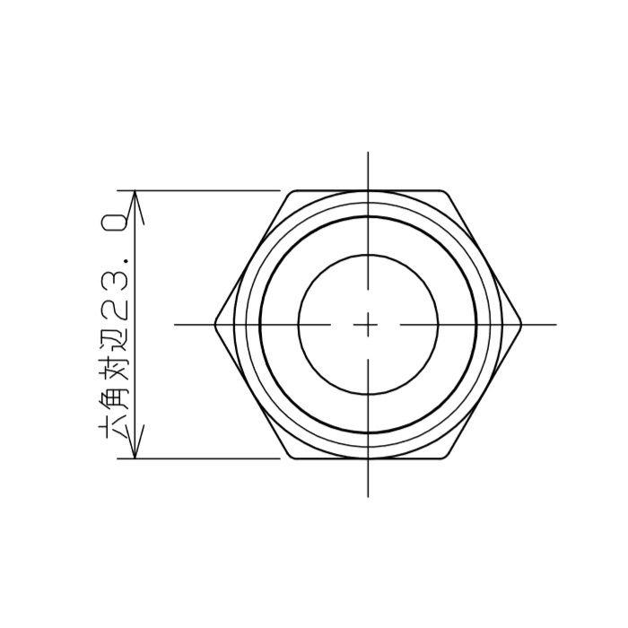 0784B-13X900 水道用フレキパイプ