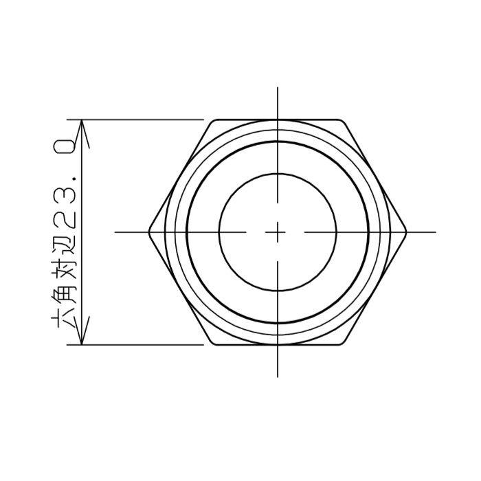 798-51X2000 水道用フレキパイプ 13mm