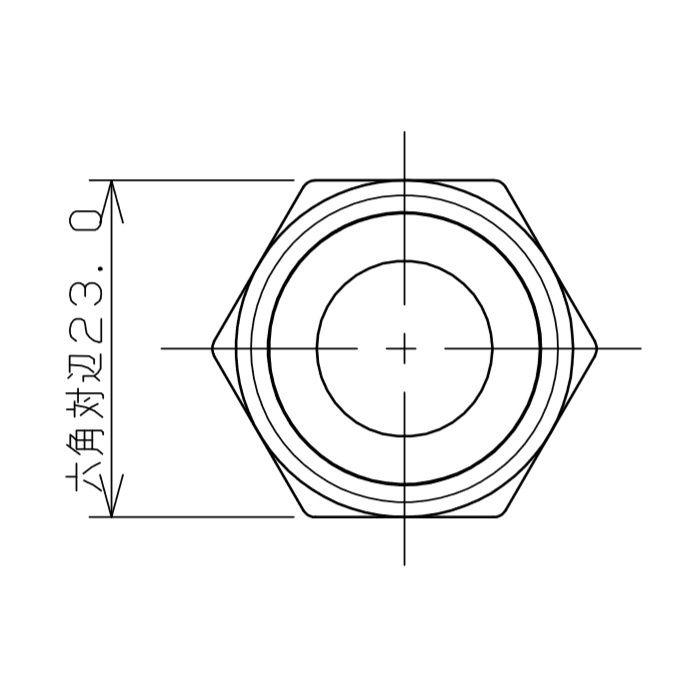 798-53X800 水道用フレキパイプ 13mm