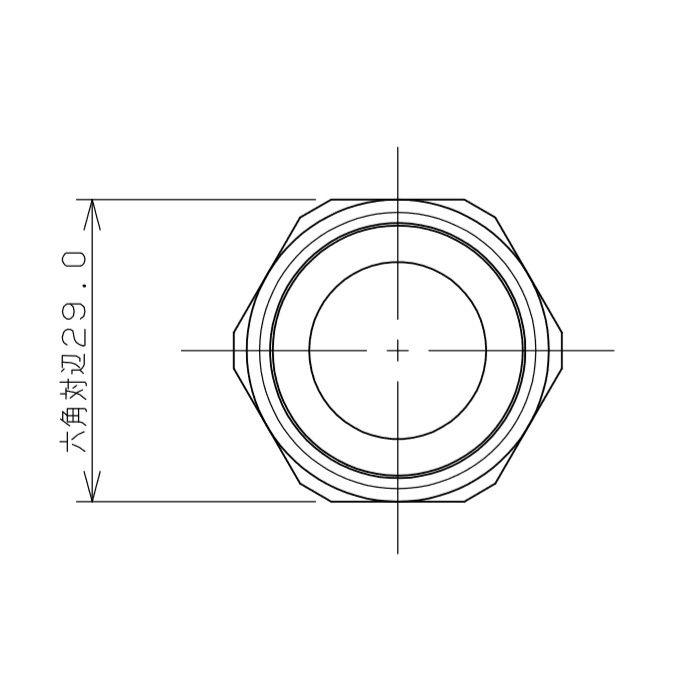 798-54X500 水道用フレキパイプ 20mm