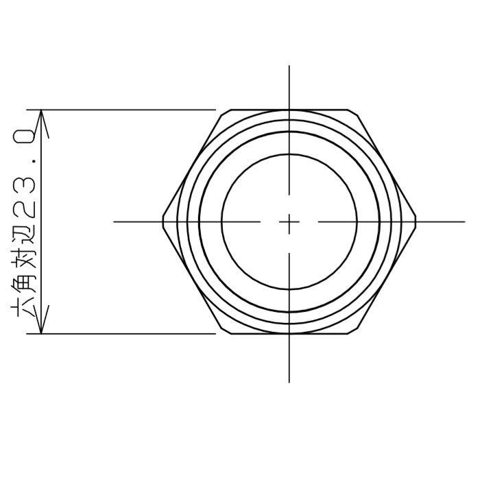 0784-13X200 水道用フレキパイプ
