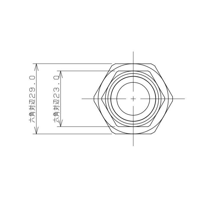 7986-400 異径フレキパイプ 20mm×13mm