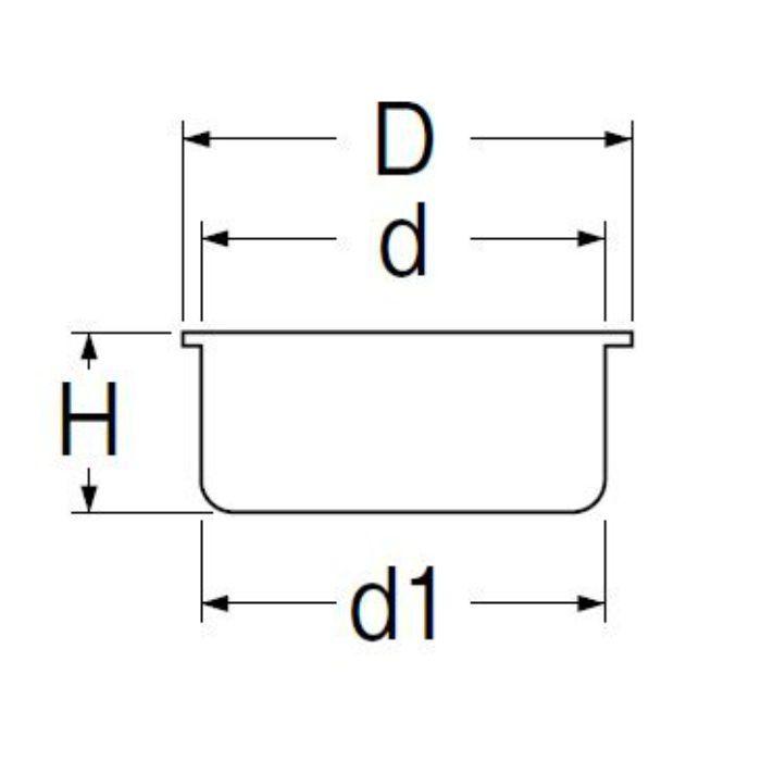 H41-40 VU目皿