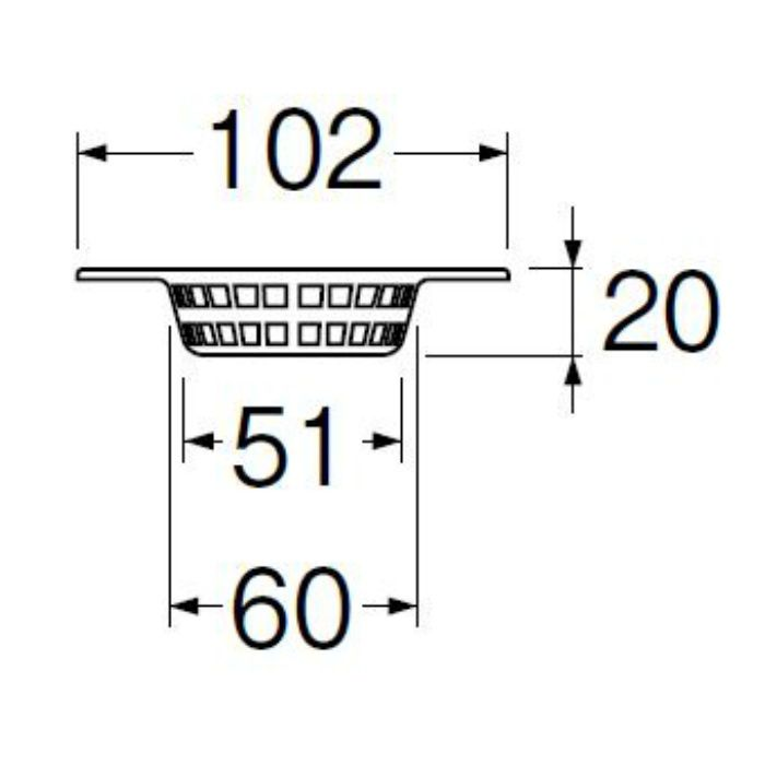 PH396 ユニットバス用ヘアーキャッチャー