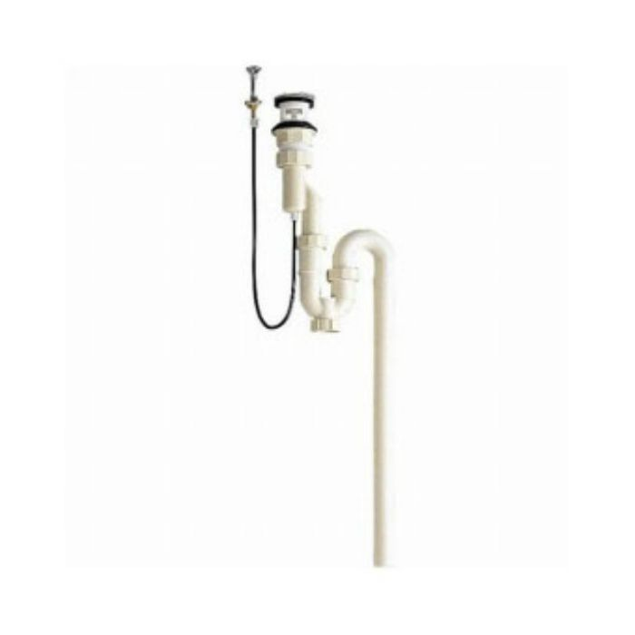H772-38 洗髪排水栓付Sトラップ