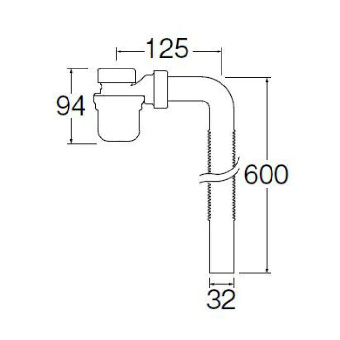 H7810-1-32 ボトルトラップセット