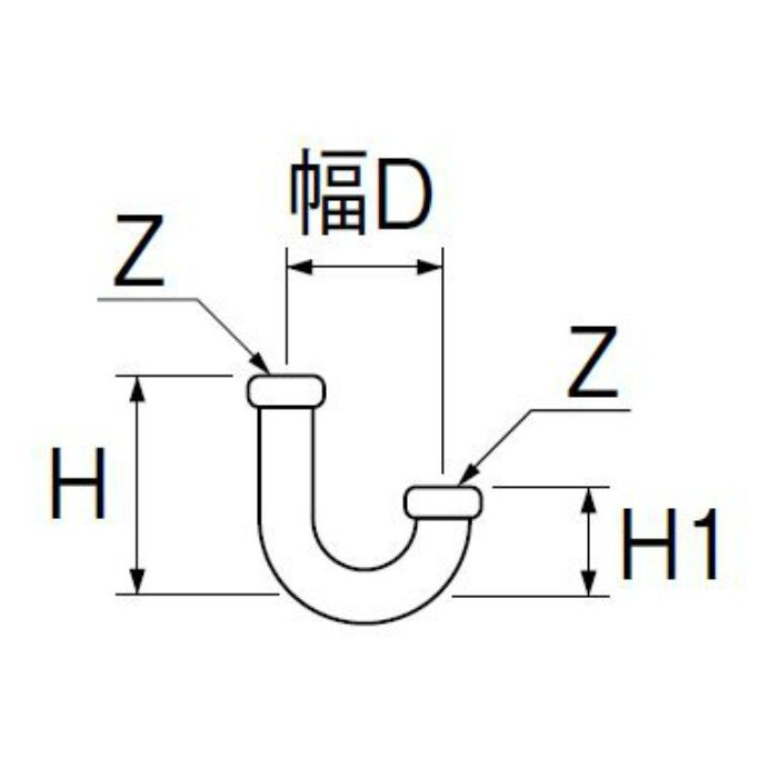 H70-67-38 U管