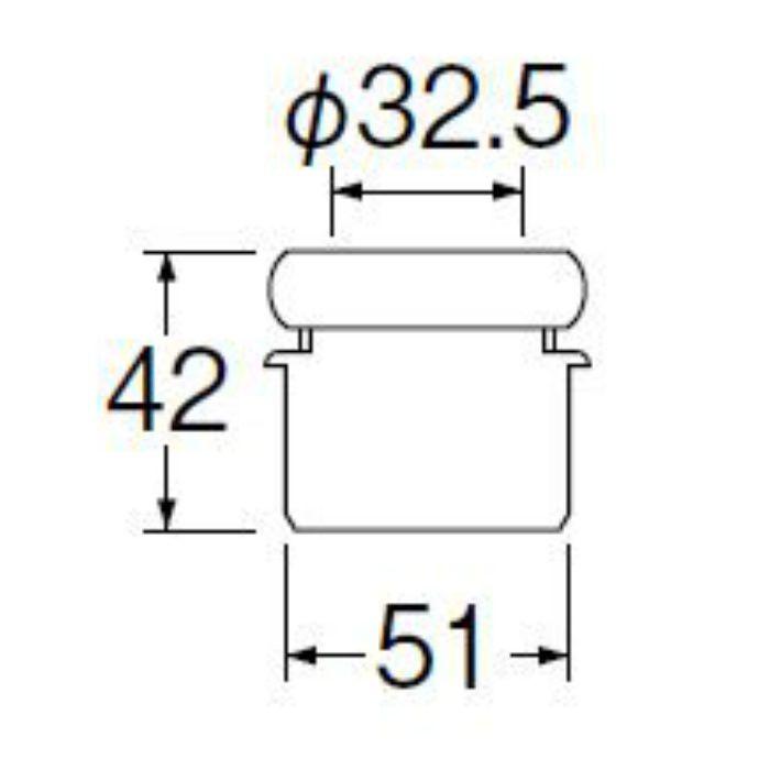 H70-20-32B-YS クリーンアダプター アイボリー