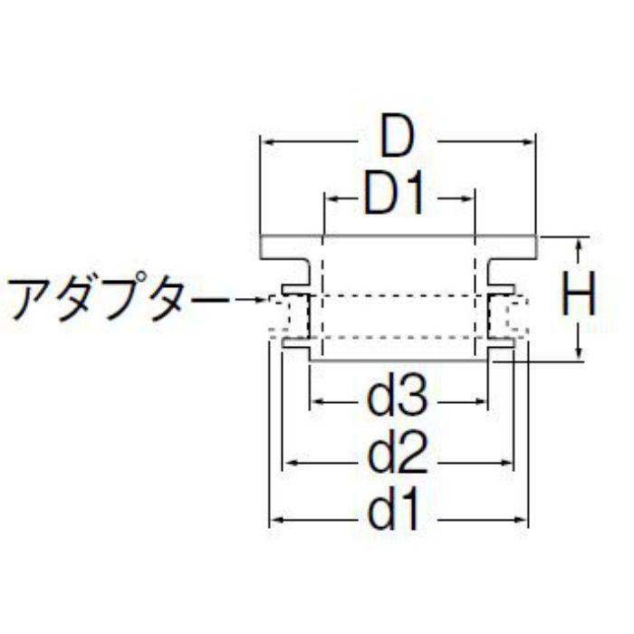 H70-90-25A クリーンパッキン