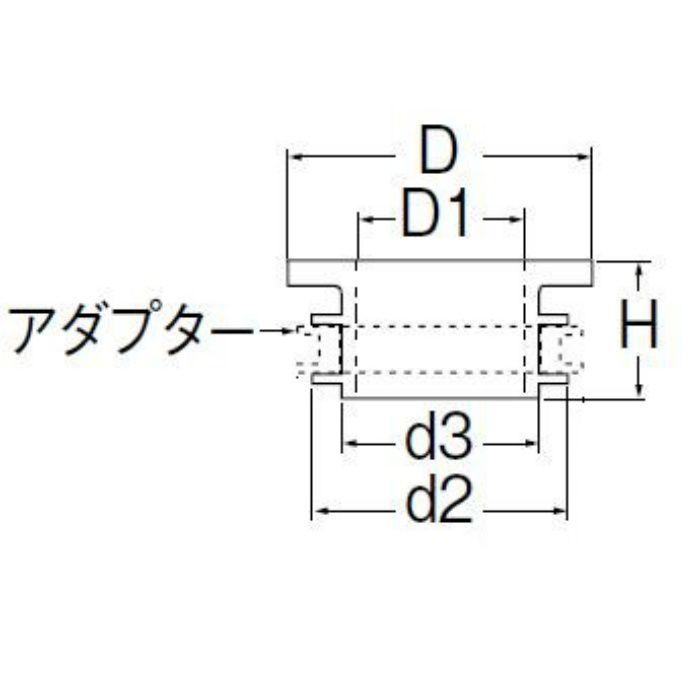H70-90-38B クリーンパッキン