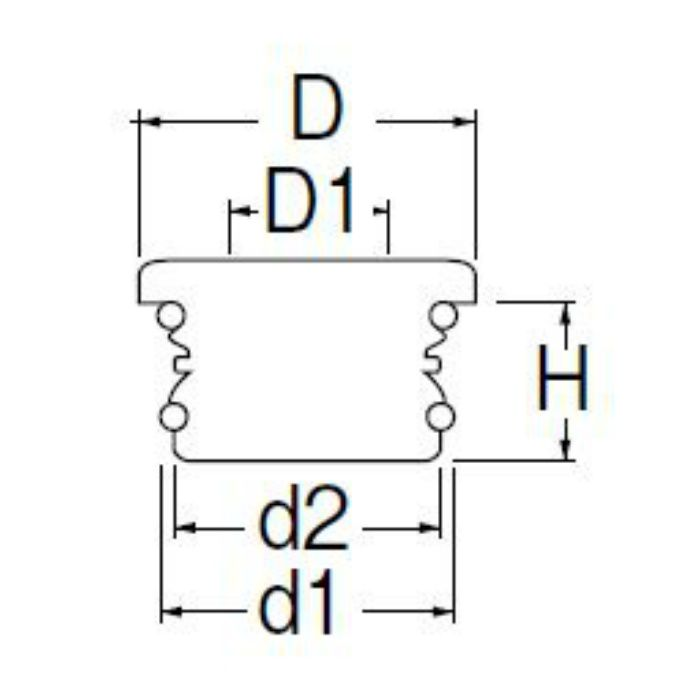 H70A-90-32X40P クリーンパッキン