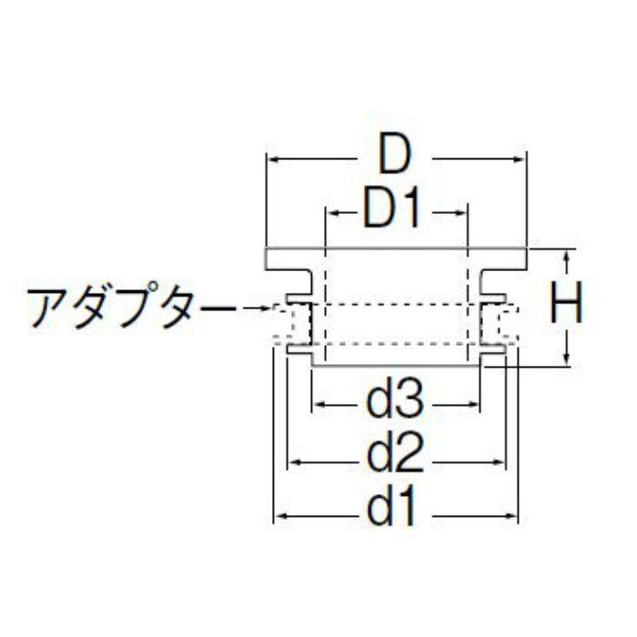 PH70-90-25B クリーンパッキン