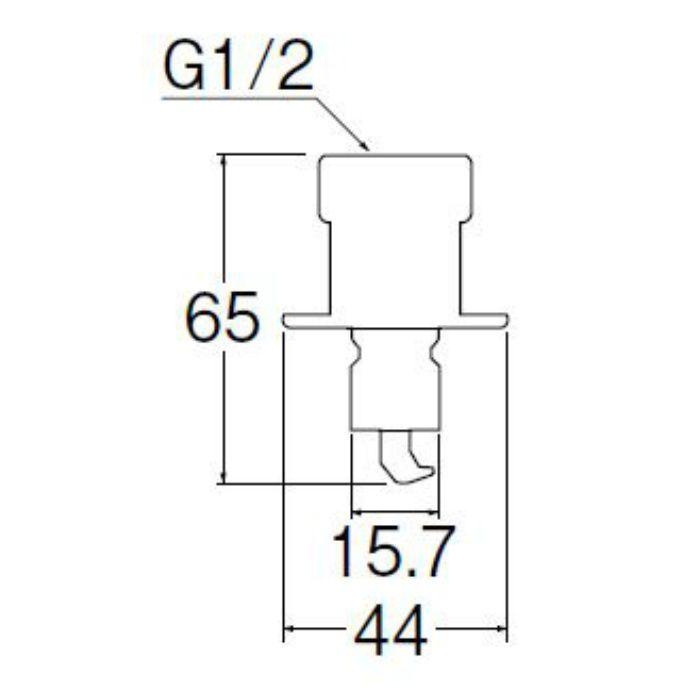PT3320 洗濯機用ニップル