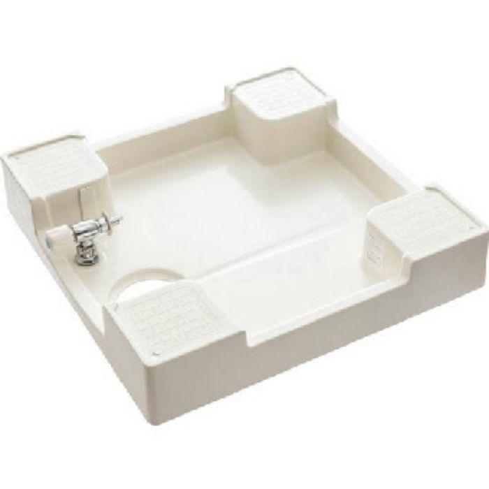 H5410S-640 洗濯機パン(洗濯機用水栓付) アイボリーホワイト