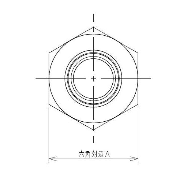 632-205 配管継手 バルブソケット2型 40