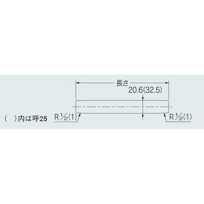 740-00S-25X125 配管継手 ステンレス給水管 25×125