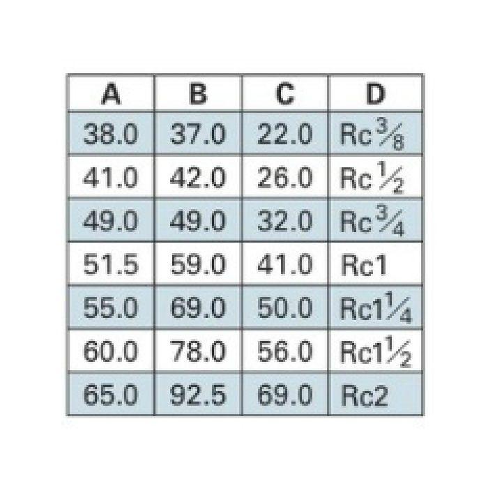6477-20 配管継手 ステンレスユニオン 20