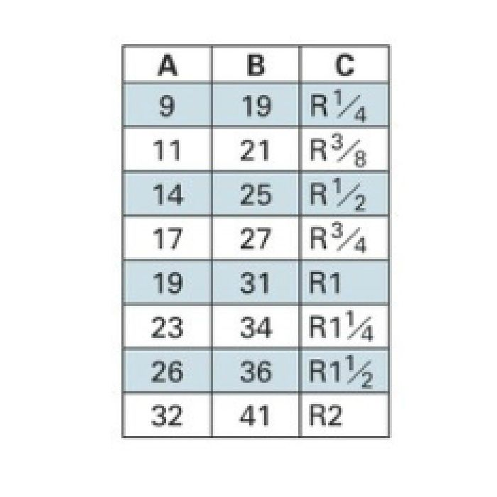 6479-13 配管継手 ステンレスプラグ 13