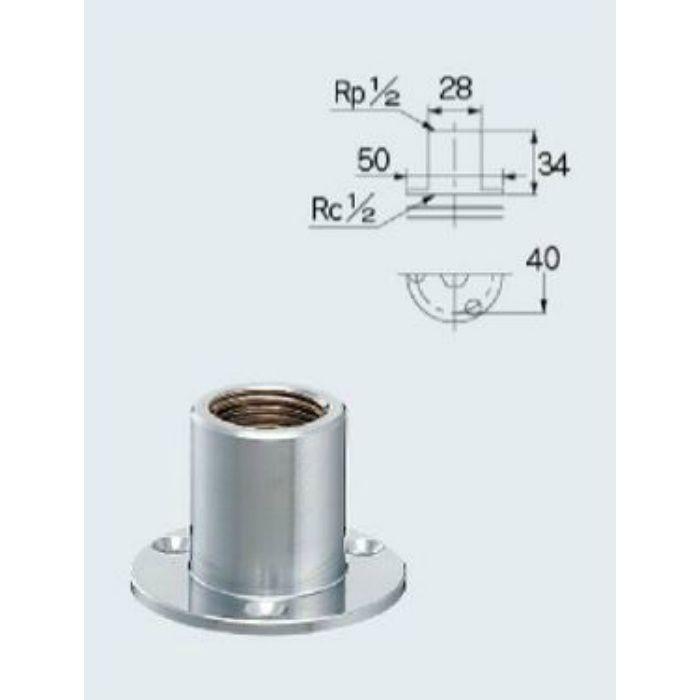 6440 配管継手 ユニット取出し金具(床上型) 13