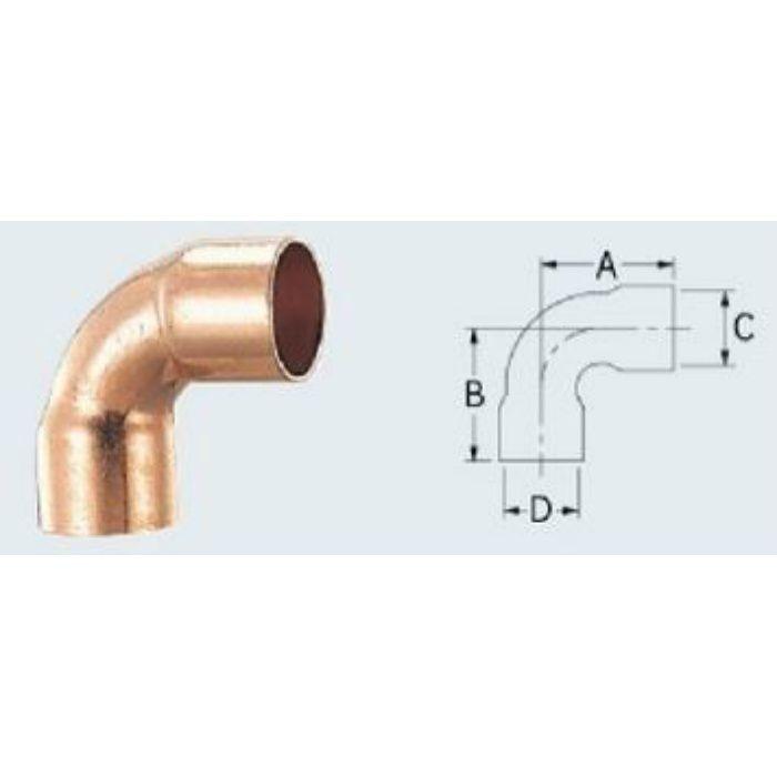 6690-12.7 配管継手 銅管エルボ