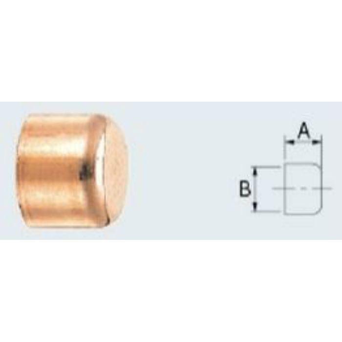 6695-12.7 配管継手 銅管キャップ