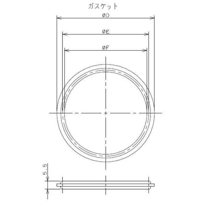 690-38-C 工場設備継手 ヘルールストレーナー 1.5S #200