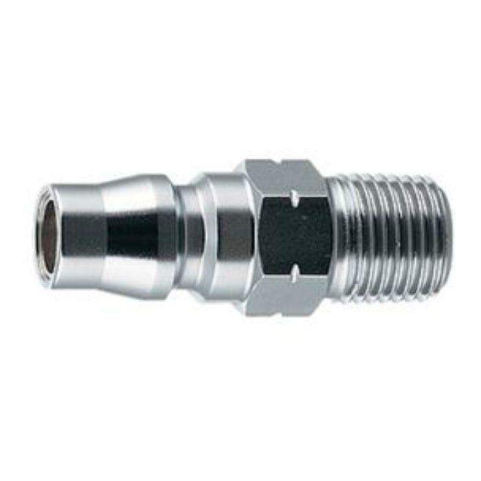 518-40-20X10 工場設備継手 外ネジプラグ
