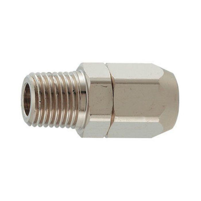 518-50-6.5X6 工場設備継手 外ネジナット