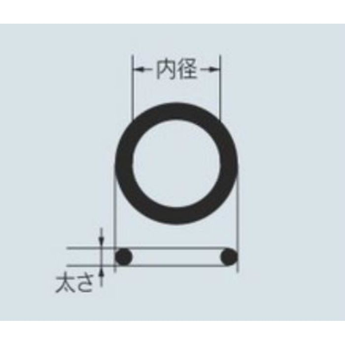794-85-25 パッキン・Oリング 補修用Oリング