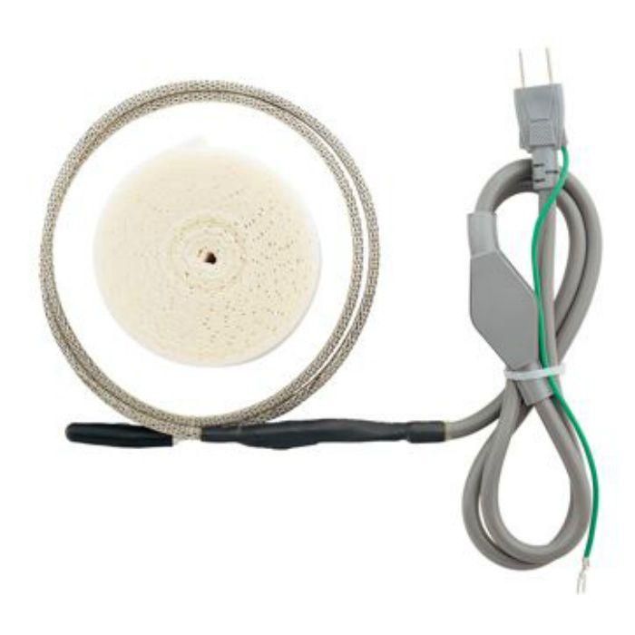 698-08-01 凍結防止器具 ドレン管用自己温度制御凍結防止帯