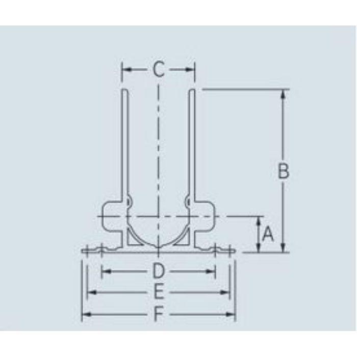 625-456-40A 配管固定バンド レベルバンド