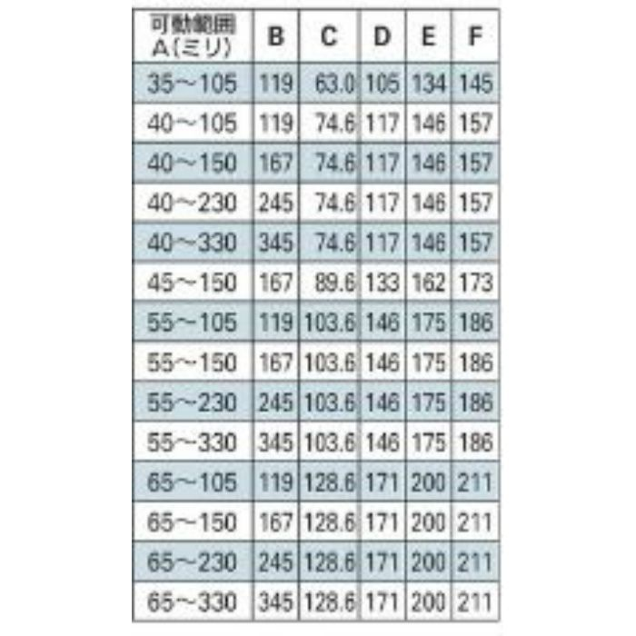 625-456-75D 配管固定バンド レベルバンド