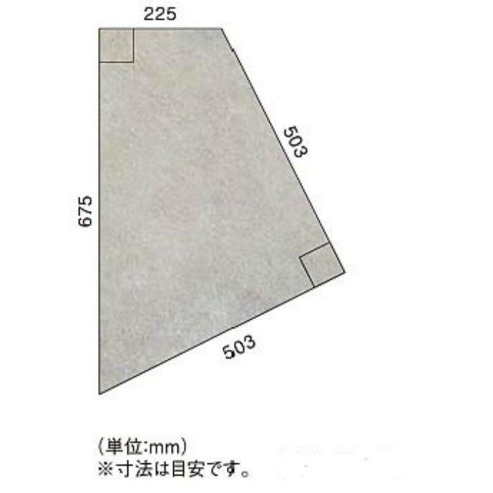 PST2001 複層ビニル床タイル  FT ロイヤルストーン(ロイヤルストーン・テトラ) パレストーン 3.0mm厚