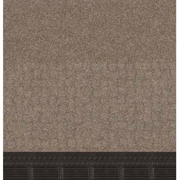 NSS866A5W 防滑性階段用床材(屋外仕様) 東リNSステップ800 Aタイプ(蹴込み一体型) 巾 1200mm