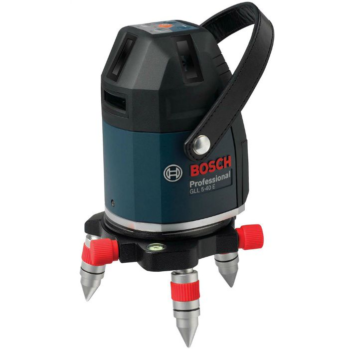 BOSCH GLL5-40ELR レーザー墨出し器