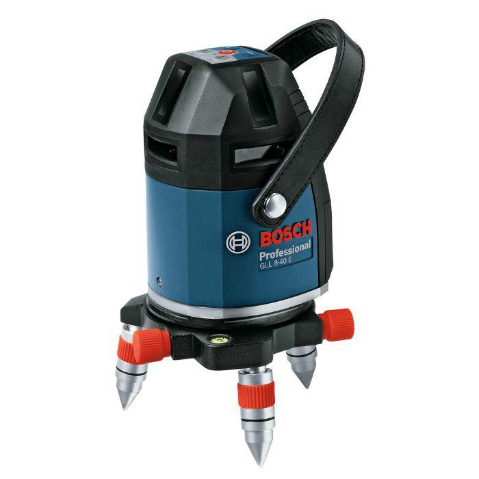 BOSCH GLL8-40ELR レーザー墨出し器