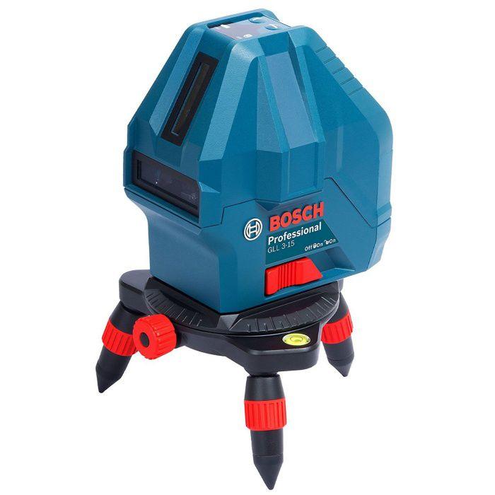 BOSCH GLL3-15X レーザー墨出し器
