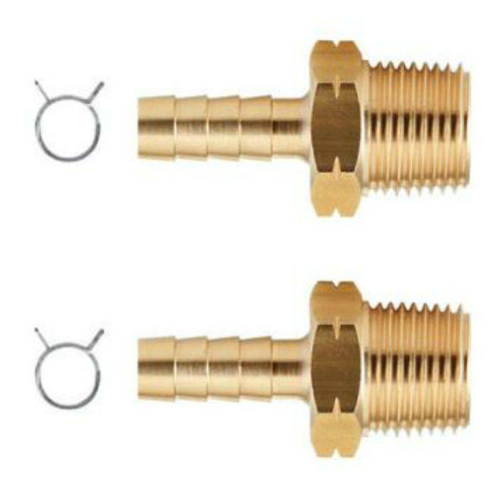 416-415 ペア耐熱管部品セット 10A