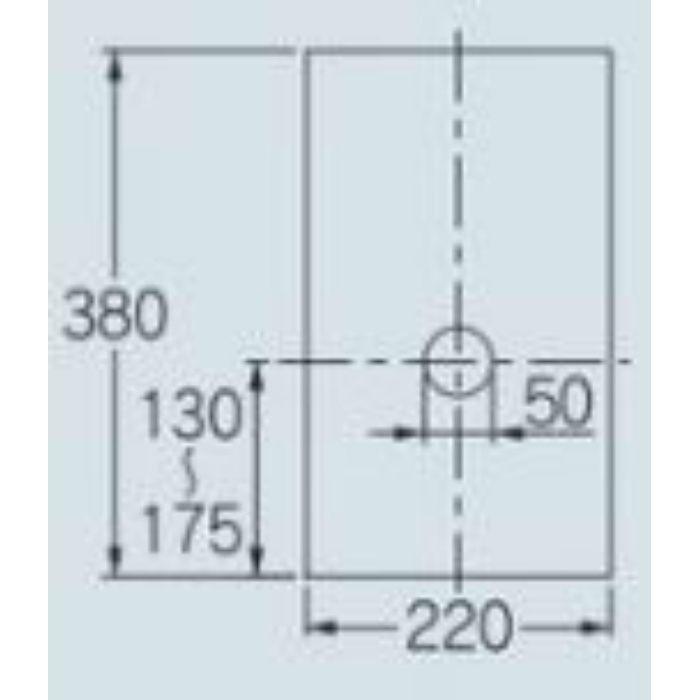 410-483 循環金具用化粧カバー