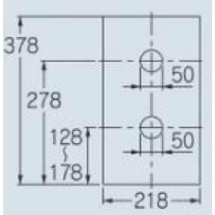 410-484 循環金具用化粧カバー