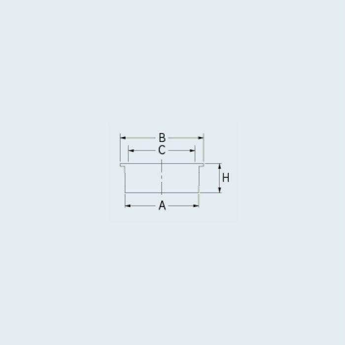 4214-125 VU管用目皿