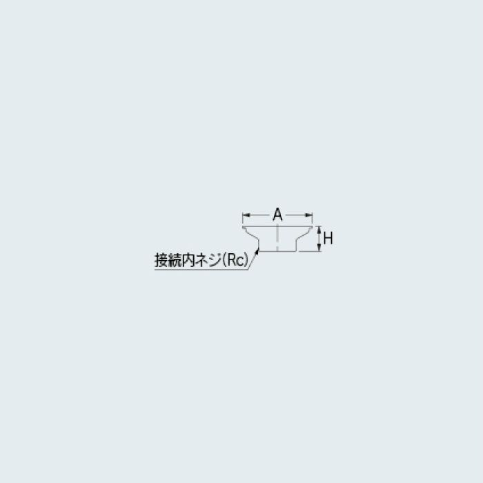 400-501-75 底面循環金具