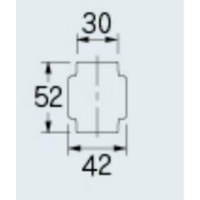 4560-6 排水ホースソケット