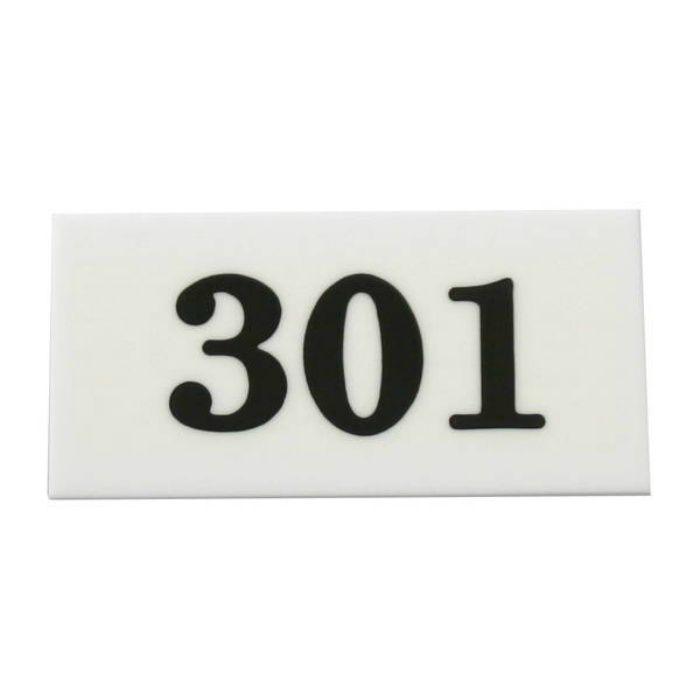 UP357-301 サインプレート 部屋番号