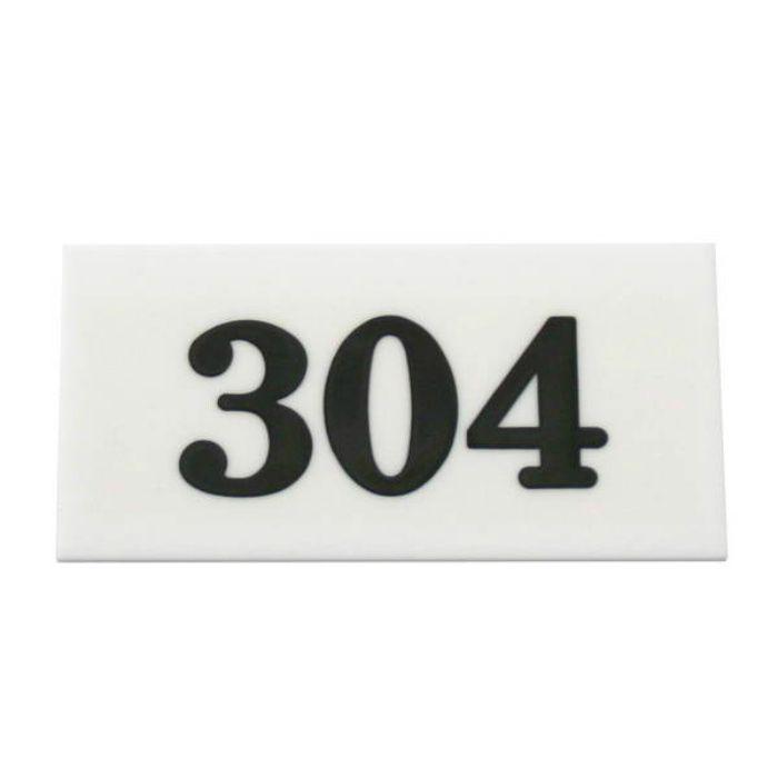 UP357-304 サインプレート 部屋番号